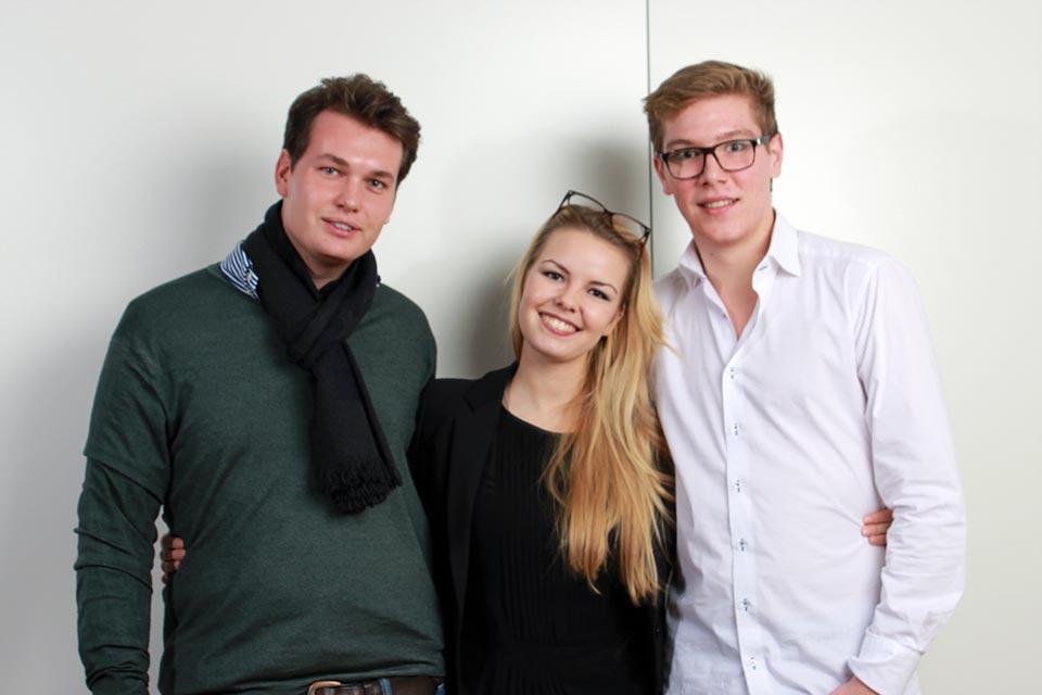 Globe College students 2015