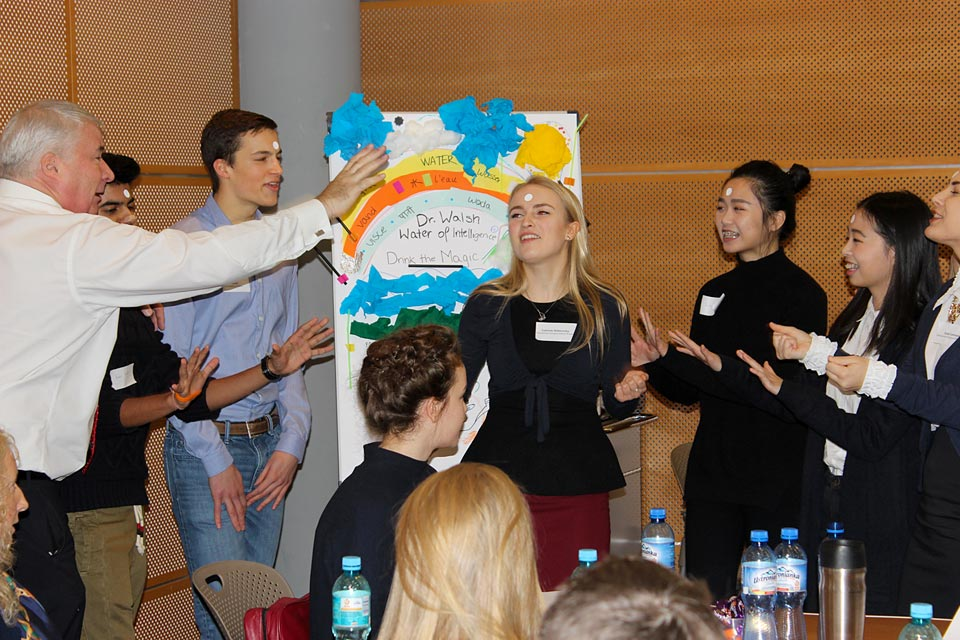 Team building activity, Golden Ticket Workshop, Warsaw