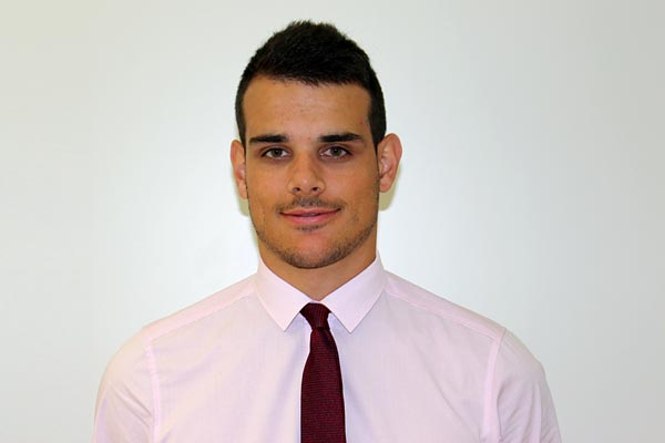 Globe College student Fabian