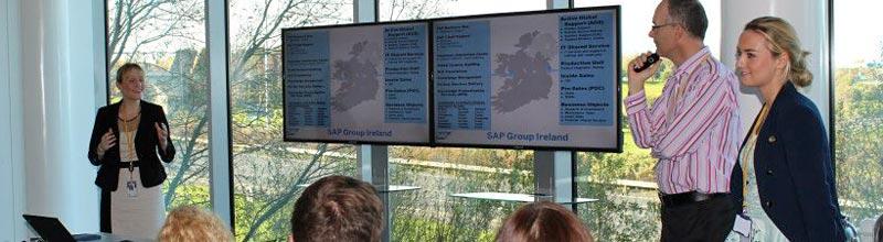 Dublin Industrial Visit 2012