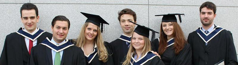 Globe Business College Graduation 2012