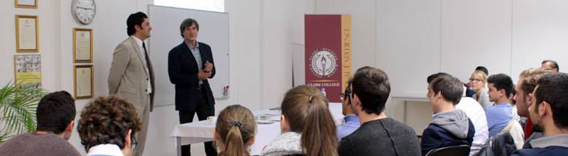 Peter Haas Guest Lecture