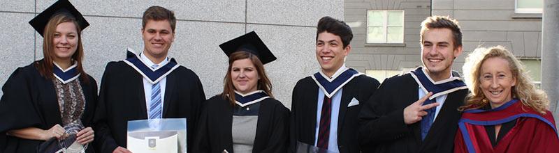 Globe Business College Graduation 2013