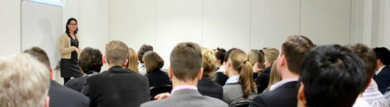 Regina Mehler Guest Lecture