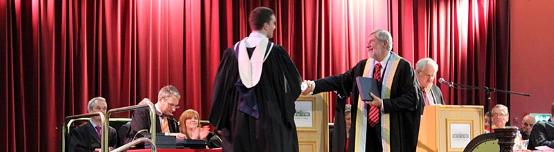 Globe Business College Munich Graduation Ceremony 2014