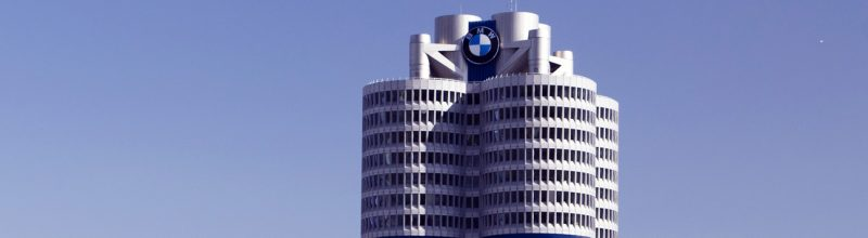 BMW Group Headquarters, Munich