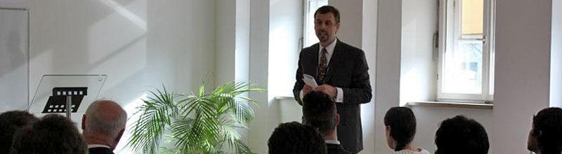 Bill Moeller, U.S. Consul General