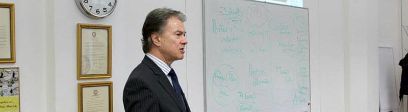 Guy Jean Foglino Guest Lecture