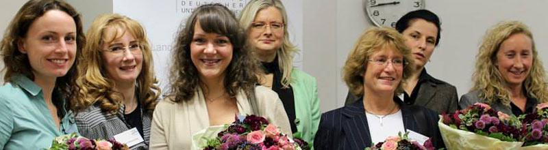 Verband Deutscher Unternehmetinnen Event 2013