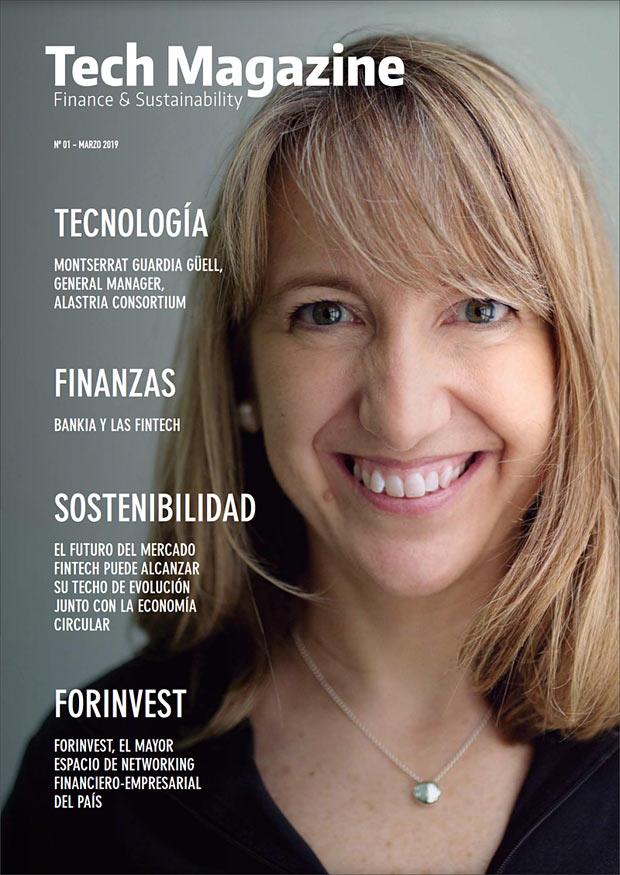Tech Magazine, March 2019
