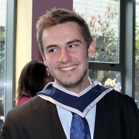 Globe Business College Alumnus Pawel