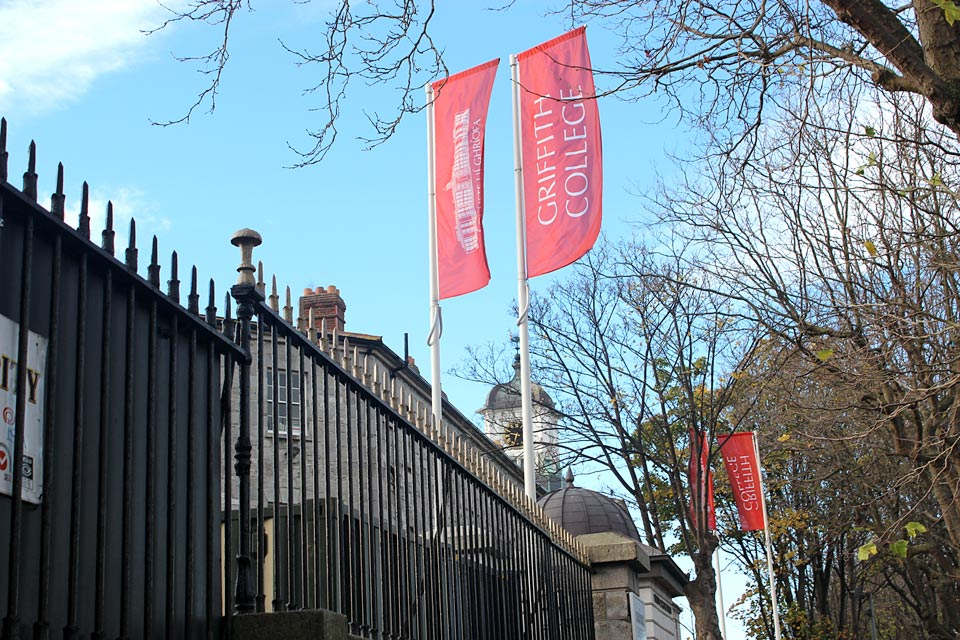"""Griffith College, Dublin, Ireland"